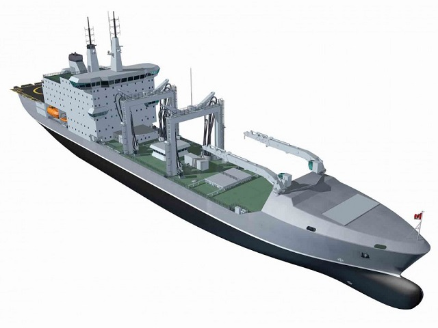 L-3 MAPPS announced today that Chantier Davie Canada Inc. and Project Resolve Inc. have selected its Integrated Platform Management System (IPMS) for the conversion of the container vessel M.V. Asterix into an Auxiliary Oil Replenishment (AOR) ship for the Royal Canadian Navy's (RCN) interim supply ship capability.