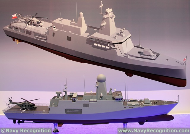 "At MSPO 2015, the International Defence Industry Exhibition in Poland which took place in Kielce from the 1 to 4 September 2015, German naval vessels designer ThyssenKrupp Marine Systems (TKMS) unveiled a new variant of the MEKO A-100 PL with a unique ""Energy Saving Hull Design""."