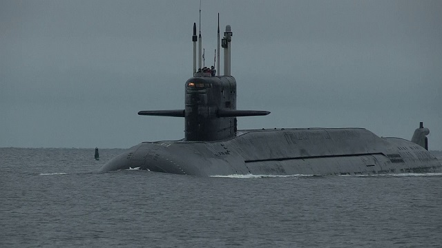 Project 09787 Special Purpose Submarine BS 64 Podmoskovye 1