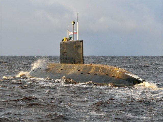 Russia and Larsen Toubro could cooperate to upgrade Indian Navy Project 877EKM submarines 640 001