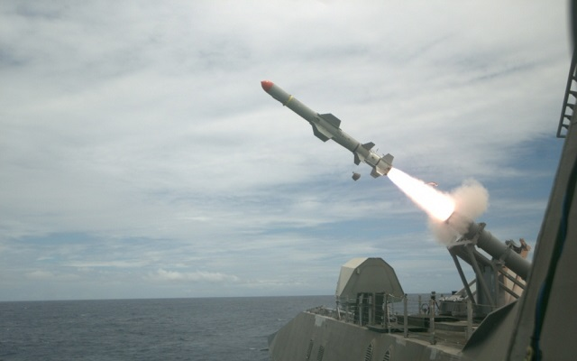Raytheon Company (NYSE: RTN) delivered the first AN/SPY-6(V)