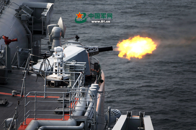 PLAN aircraft carrier Liaoning 3