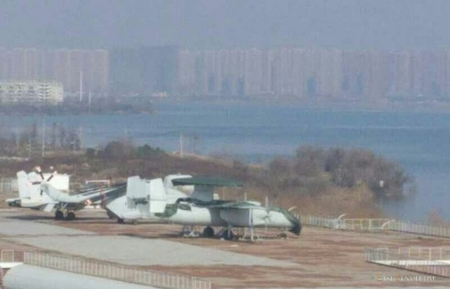 China Developing Carrier Capable AEW Aircraft for PLAN 1