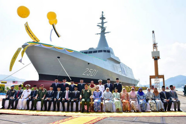 LCS Gowind Frigate Malaysia TLDM RMN Boustead Naval Group 001