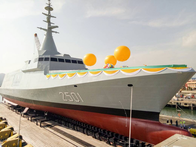 LCS Gowind Frigate Malaysia TLDM RMN Boustead Naval Group 006