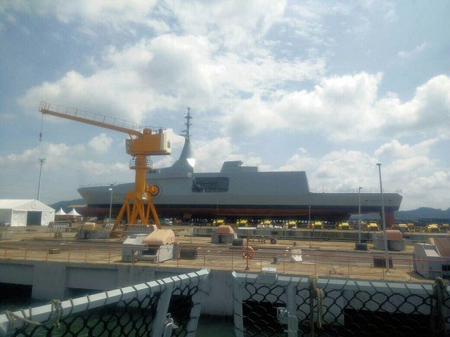 LCS Gowind Frigate Malaysia TLDM RMN Boustead Naval Group 2