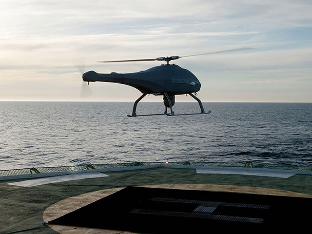 European Maritime Safety Agency Selects SKELDAR V-200 VTOL UAV