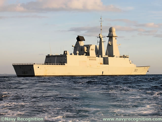 Chevalier Paul Horizon class destroyer French Navy Marine Nationale 1