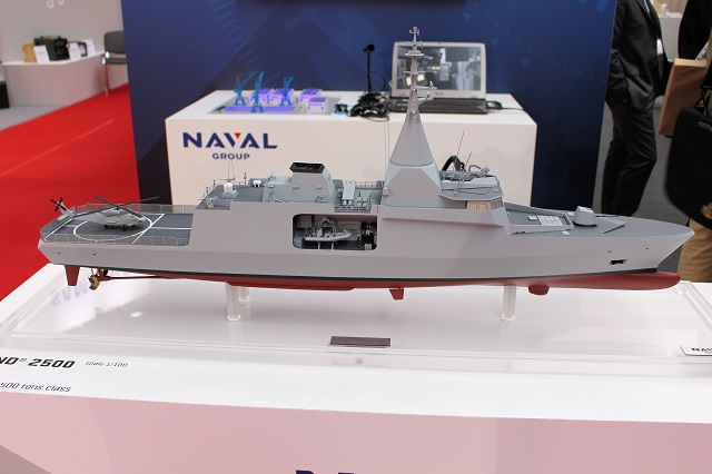 Naval Group MSPO 2017 3