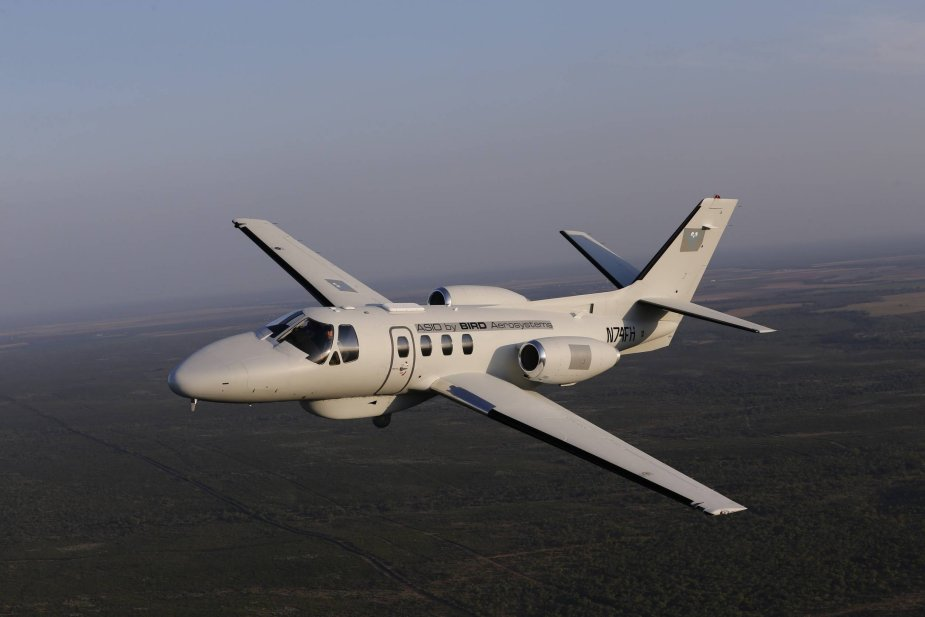 BIRD Aerosystems to provide undisclosed African customer with Maritime Surveillance 001