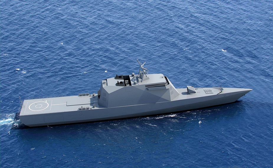 Construction of First Russian LCS Project 20386 Corvette Delayed