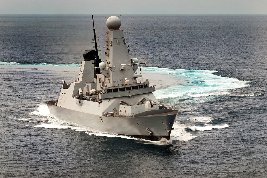 Rolls Royce to supply MTU generator sets for refurbishment of UK Type 45 naval vessels