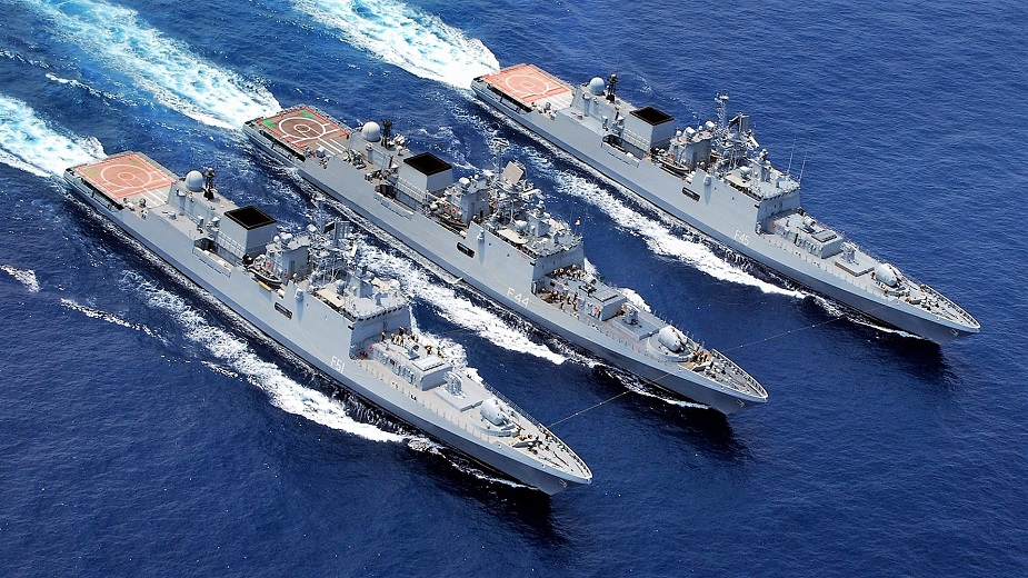 Russia India Sign Deal for Four Project 11356 Frigates