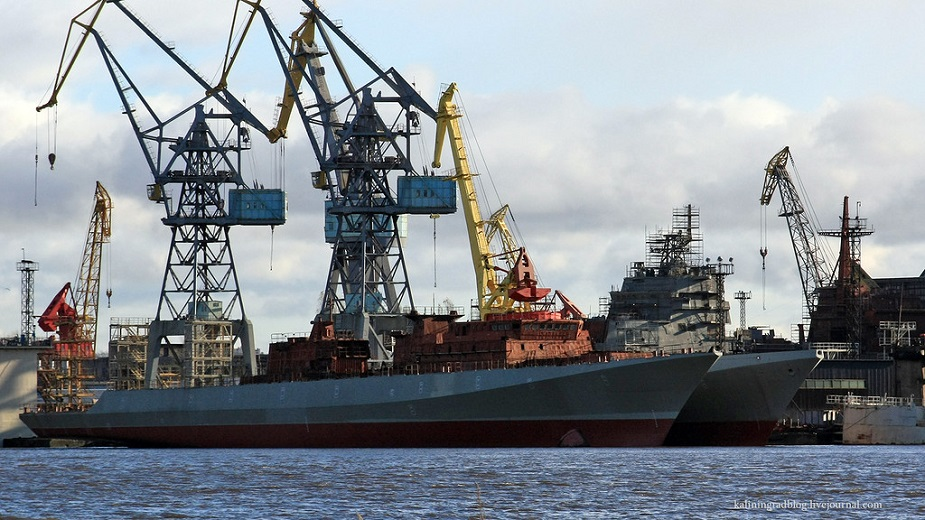 Russia India prepare contract for four project 11356 frigates 2