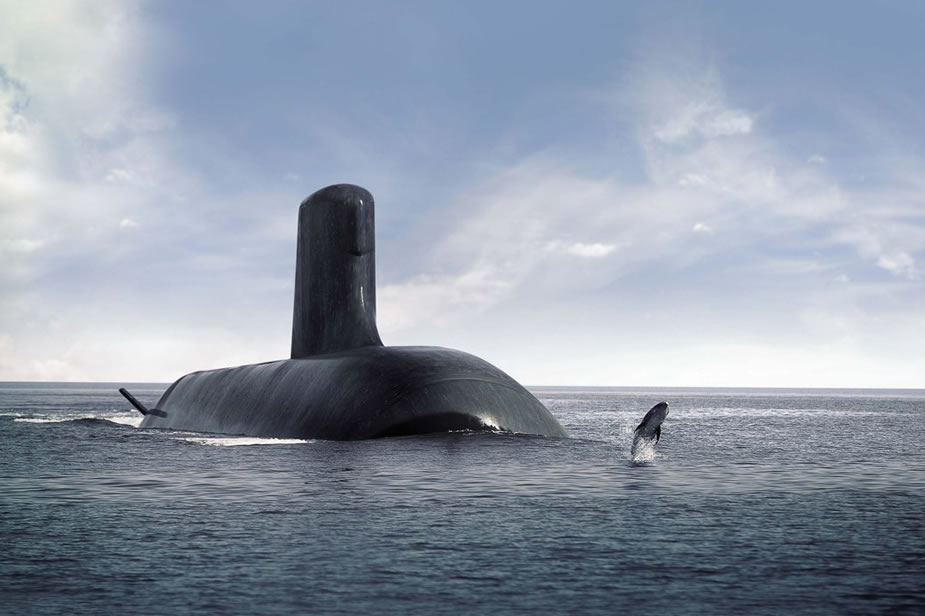 Two Year Australian Submarine Contract Anniversary for Naval Group