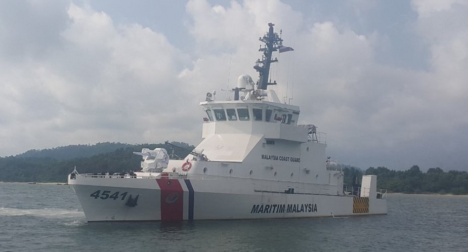 Aselsan RCWS systems for new Malaysian Offshore Patrol Vessels 001