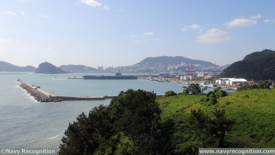 Busan Naval Base South Korea