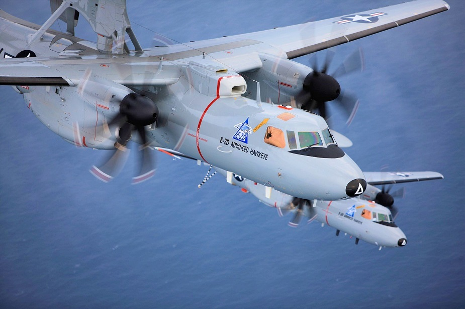 French Navy to Procure E 2D Advanced Hawkeyes for 2026 2028 2