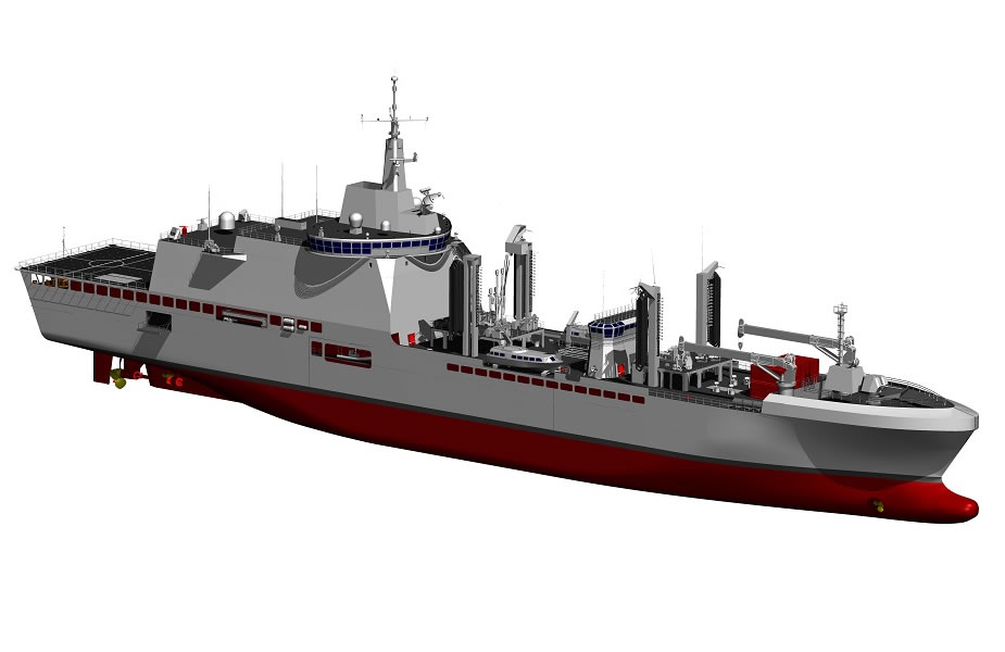 Naval Group Fincantieri France Italy LSS Vulcano 1