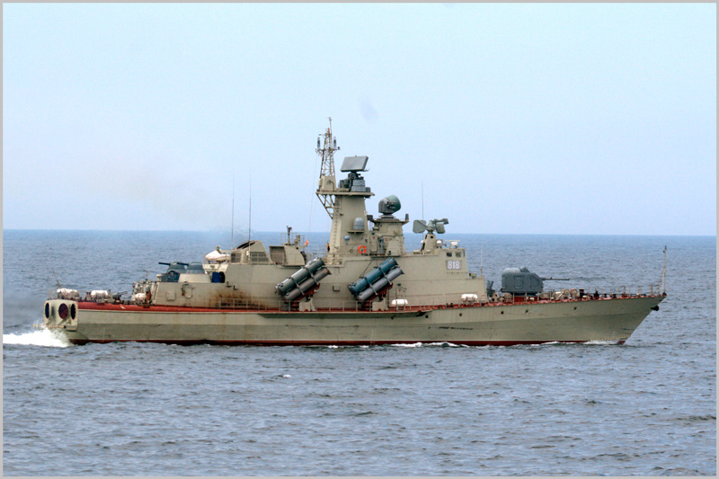 Russian Navy to get Two Upgraded Molniya class Missile Boats 1