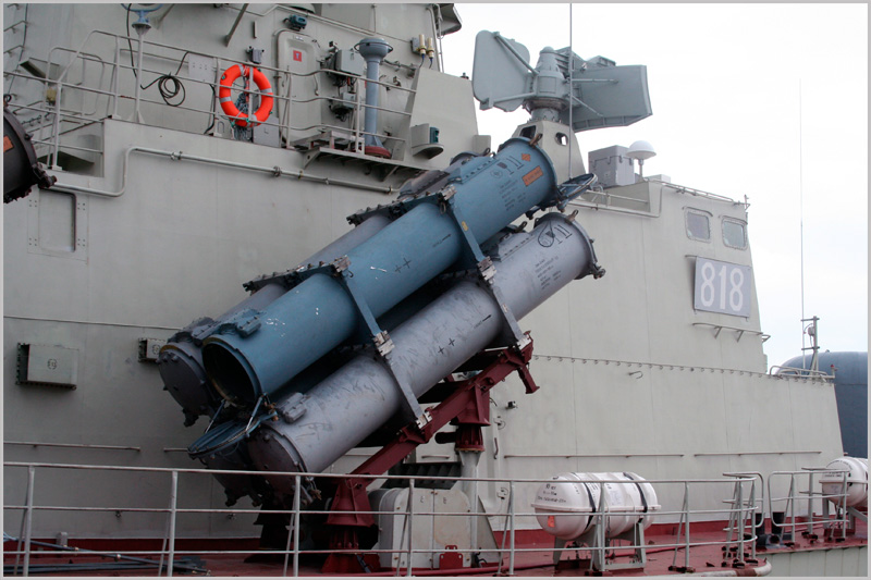Russian Navy to get Two Upgraded Molniya class Missile Boats 2