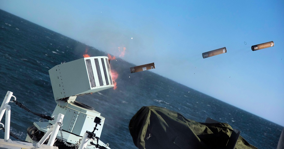 Rheinmetall wins multimillion euro order for MASS naval countermeasures system in Canada