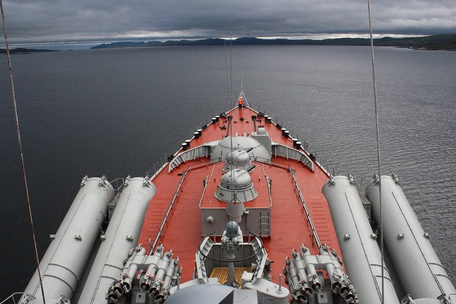 Russian Navy to Increase Precision Weapons and Blue Water Vessels