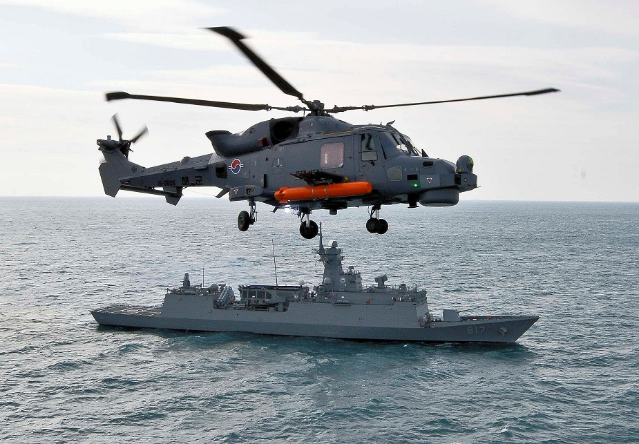 South Korea Opens Tender for 12 More ROK Navy ASW Helicopters