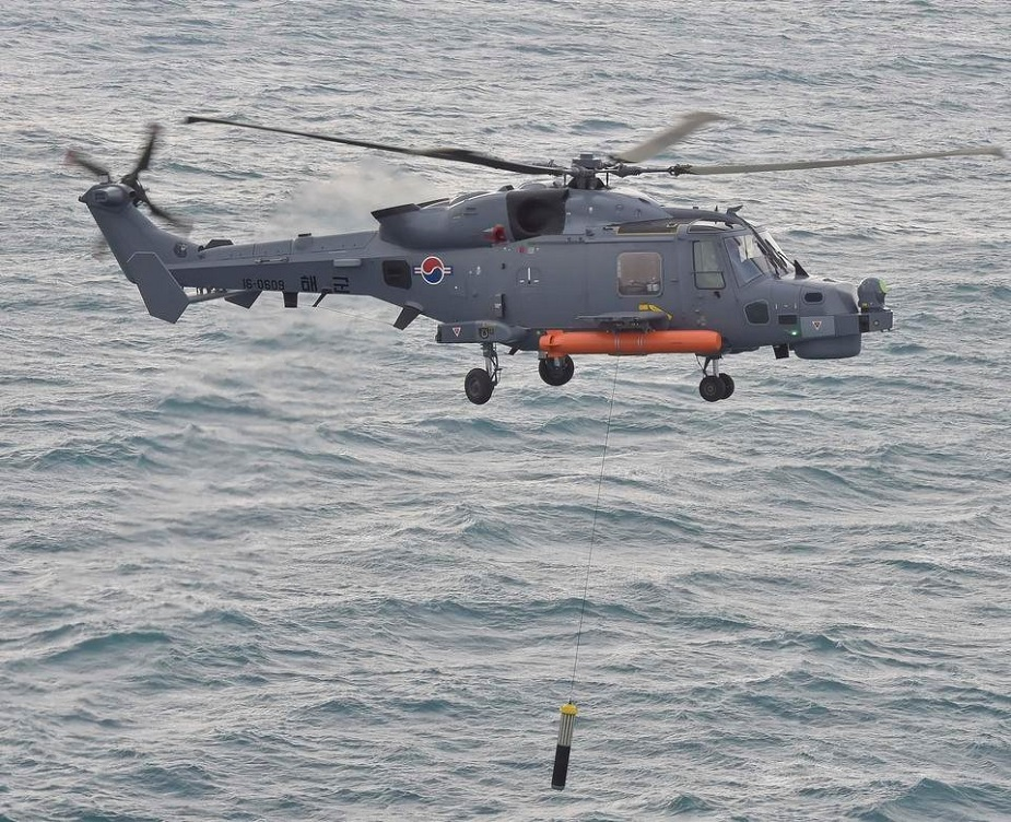 South Korea Opens Tender for 12 More ROK Navy ASW Helicopters 2
