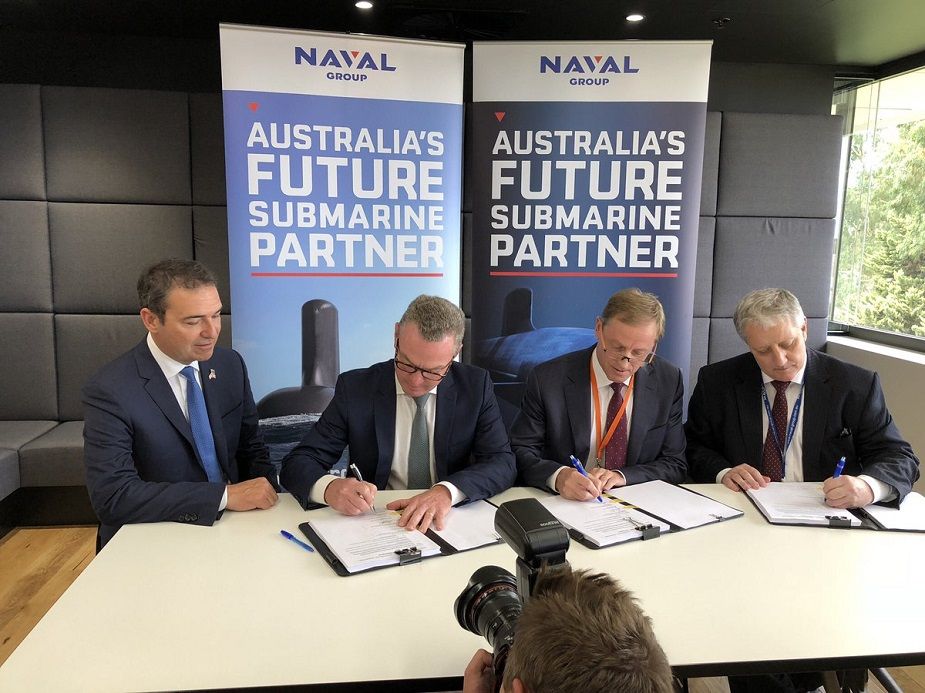 Naval Group Partners with KBR for Australias Future Submarine Facility Design 2