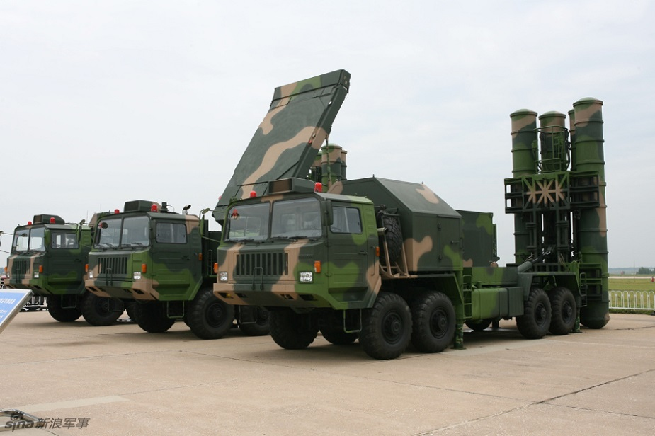 China Deploys YJ 12B and HQ 9B Missiles on South China Sea Islands 3