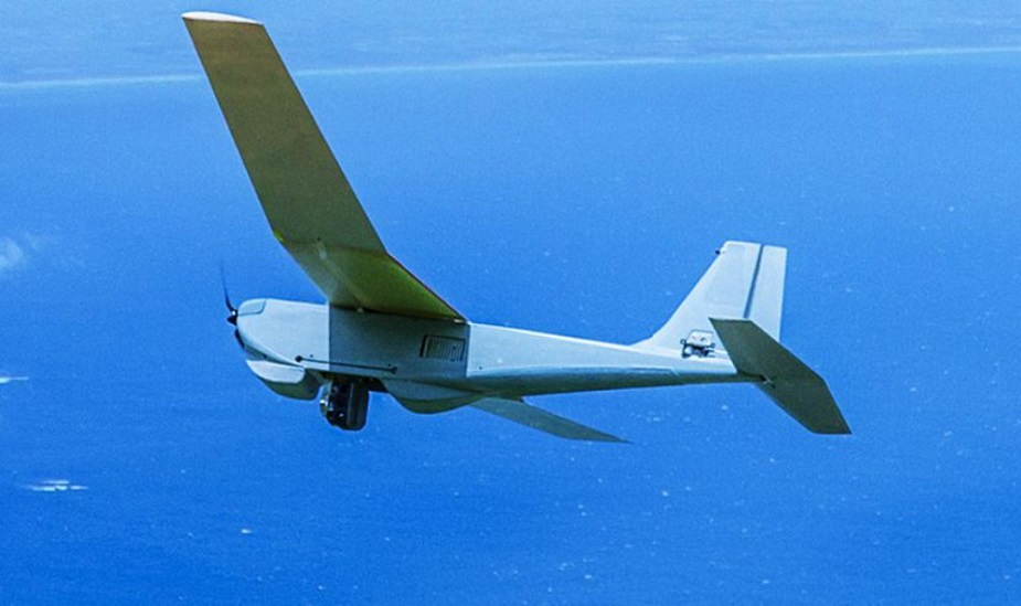 German Navy to Field AeroVironment Puma UAS with Mantis i45 Sensor