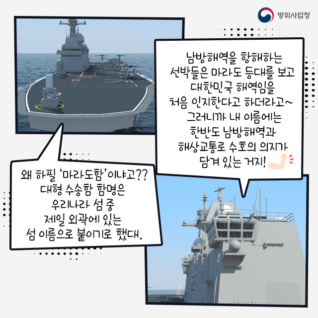 South Koreas HHIC Launched V 22 Capable LPH Marado for ROK Navy 5