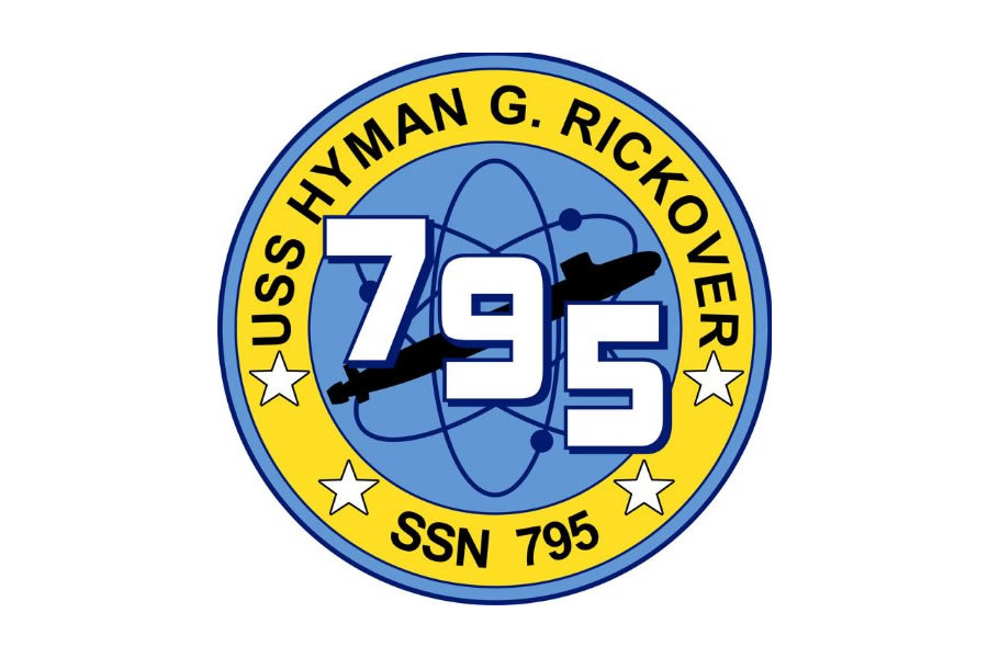 U.S. Navy GDEB Laid Keel of Future USS Hyman G. Rickover SSN 795