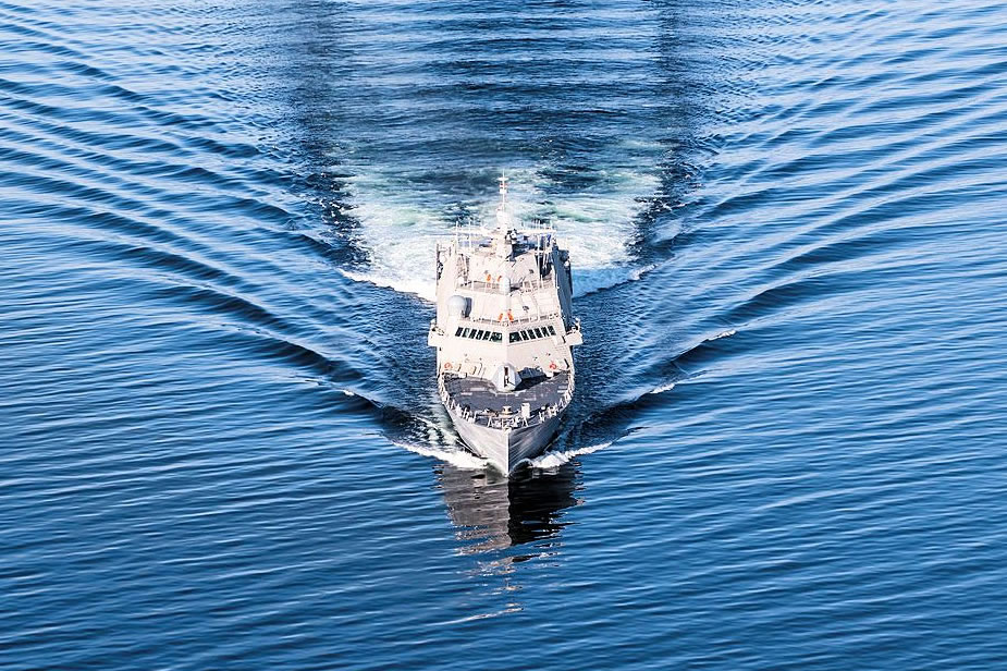 Video Future USS Sioux City LCS 11 Completes Acceptance Trials