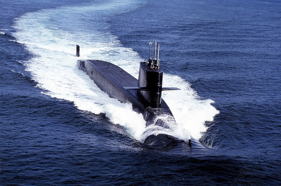 French Navy Celebrates its 500th SSBN Deterence Patrol 1