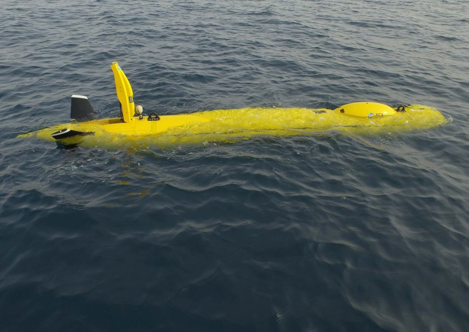 ECA announces new sale auv a18 003
