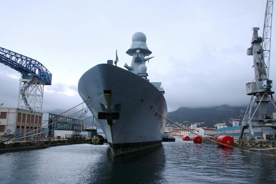 Anti air frigate Chevalier Paul to be modernised by Naval Group