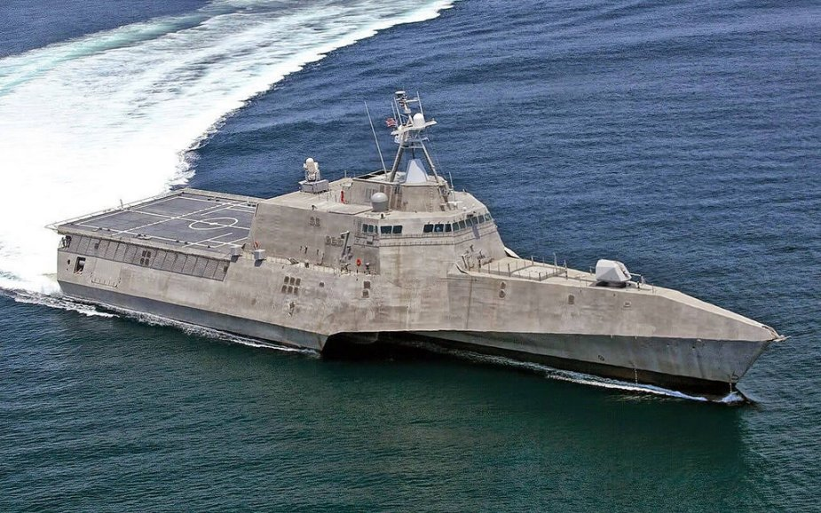 Austal built LCS 20 completed acceptance trials