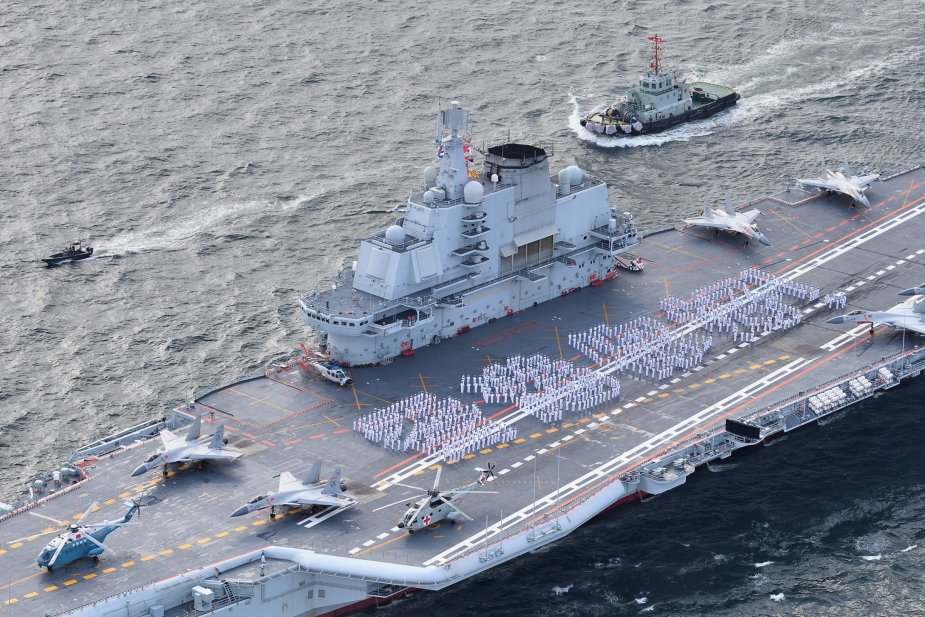 China to sell an aircraft carrier to Pakistan 2