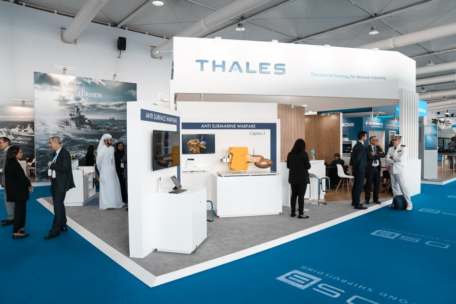 Thales launches Thales Emarat Technologies to support UAE Vision 2021