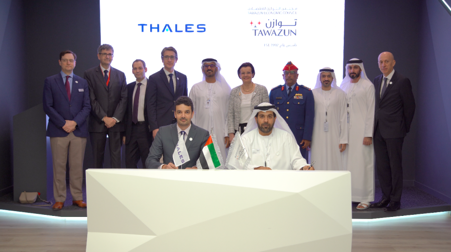 Thales to create a new Underwater Training Centre for the UAE Navy