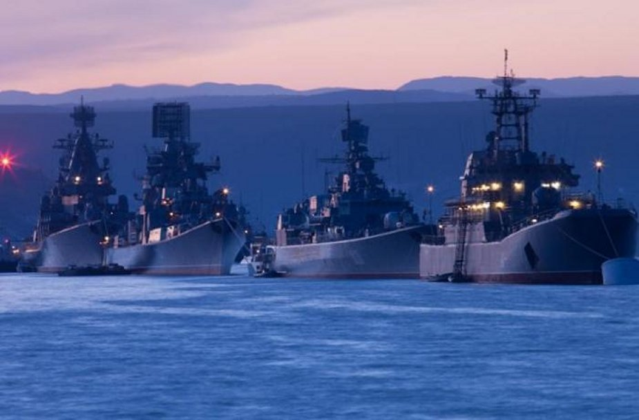 The Russian Navy has to strengthen its forces