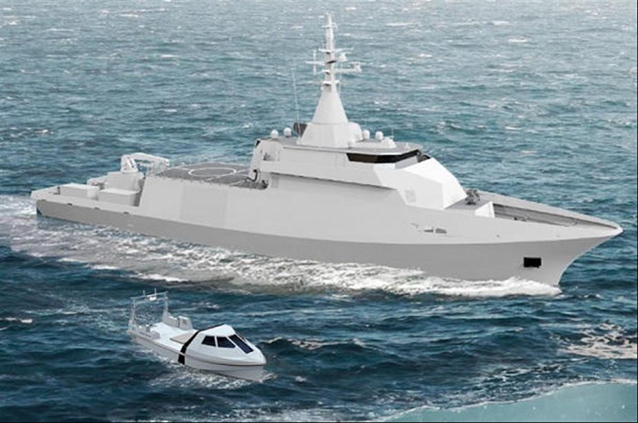 Belgium chooses French consortium Naval Group and ECA Robotics for its mine hunters resized