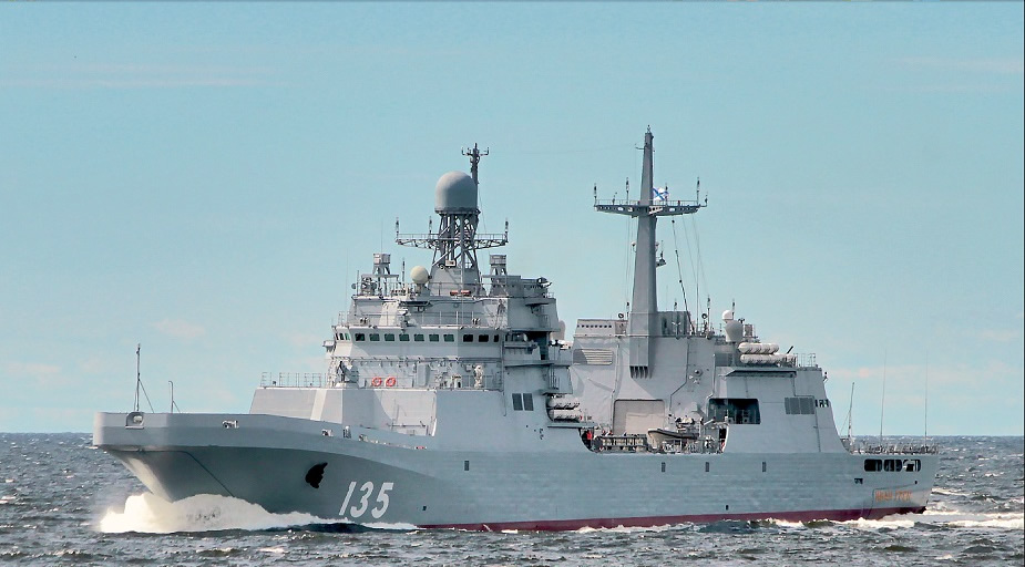 Russian Navy combat capabilities stabilize at 2016 level