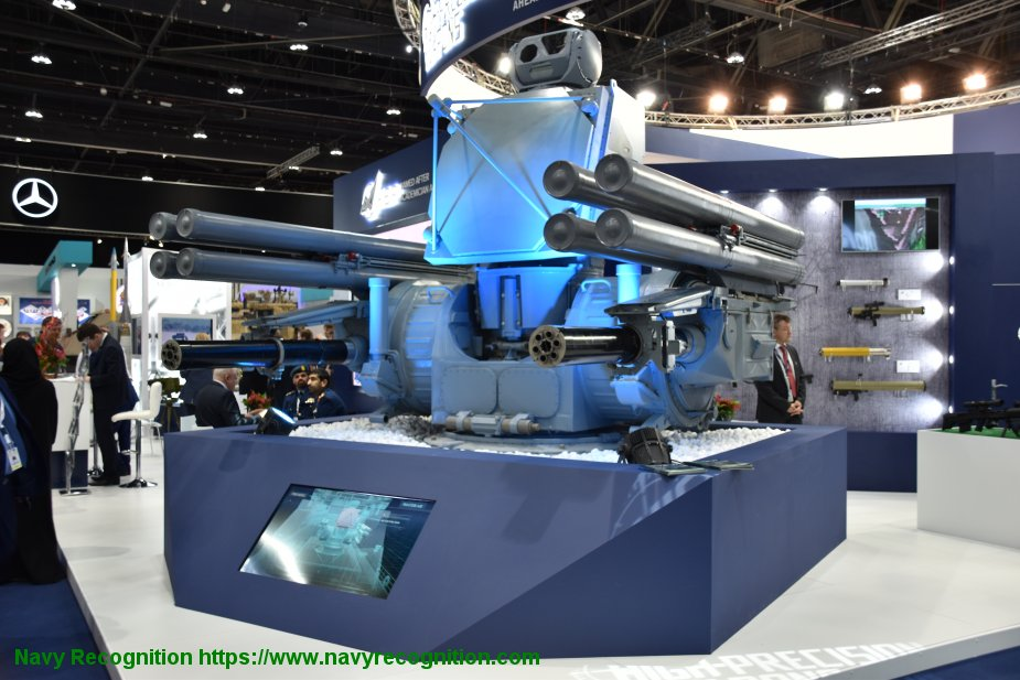 Seaborne Pantsir ME to increase export potential of Russian corvettes