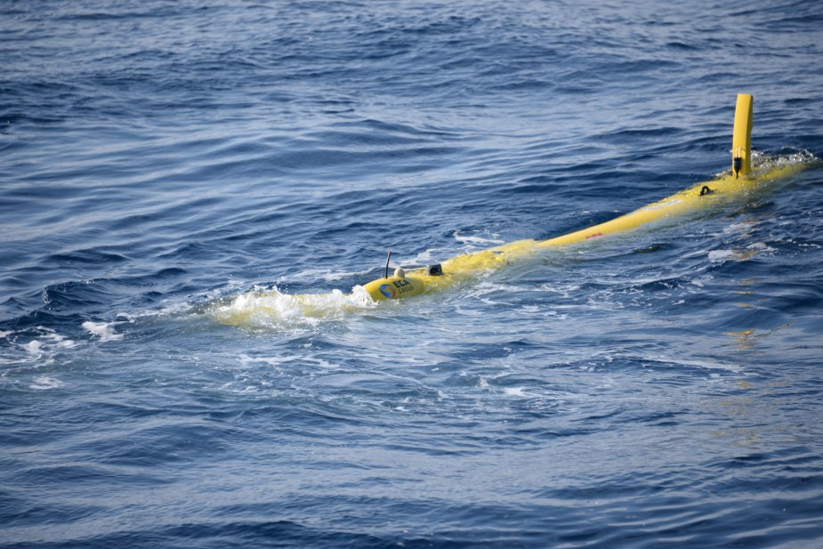 ECA Group demonstrates high performance of its mid size AUV during deep survey missions
