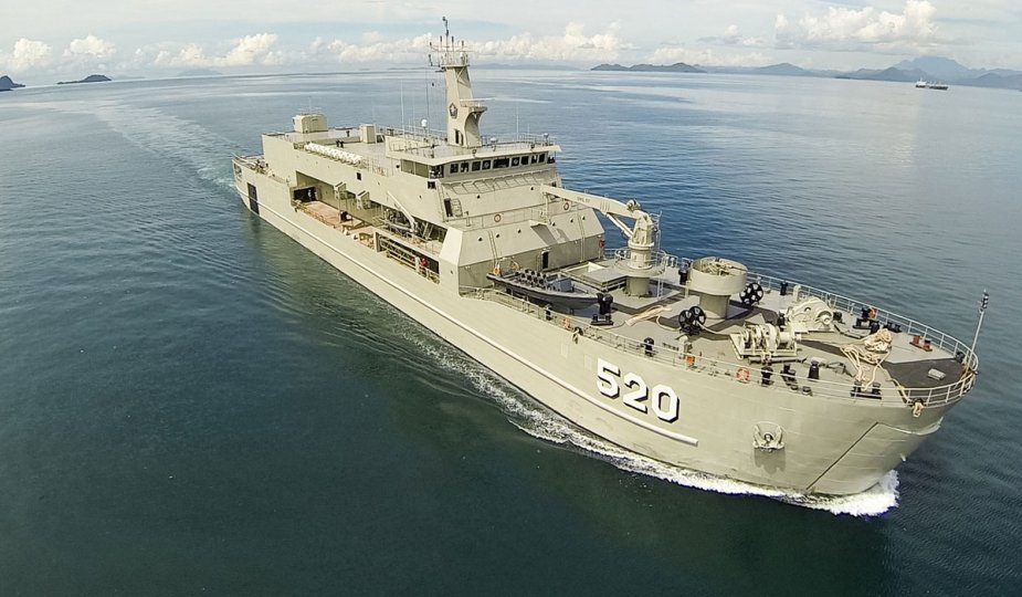 Indonesia to acquire two more amphibious landing ships