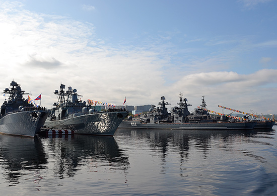 Russian Northern Fleet to equal military district in status