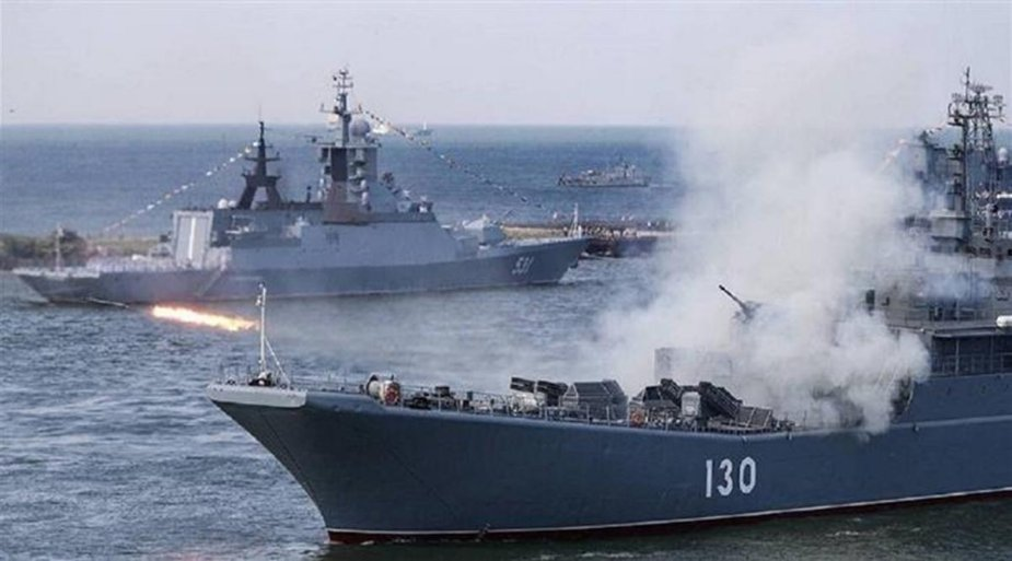 70 Russian warships participate in Ocean Shield 2019 exercise